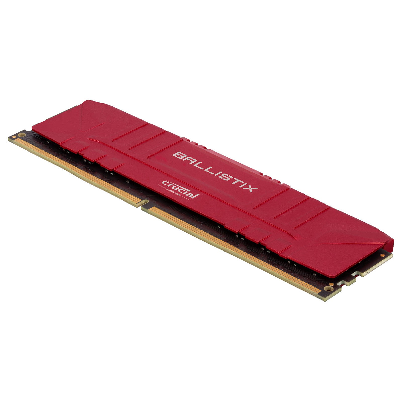 Ballistix Red 16 Go (2 x 8 Go) DDR4 3200 MHz CL16 - Kit Dual Channel RAM DDR4 PC4-25600 - BL2K8G32C16U4R