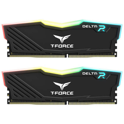 T-FORCE Delta RGB RAM 2*8Go 3200Mhz