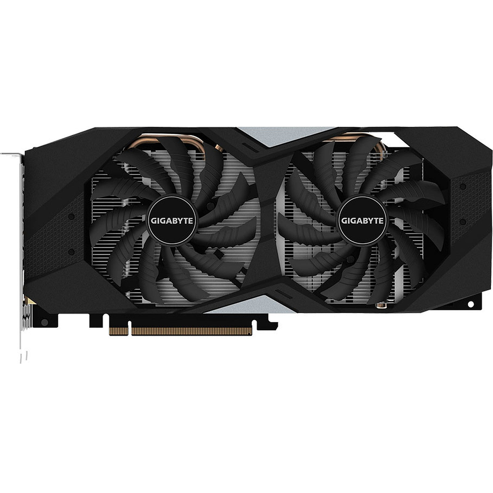 Gigabyte GeForce RTX 2060 WindForce 6G - GDDR6 - HDMI/Tri DisplayPort - PCI Express (NVIDIA GeForce RTX 2060)