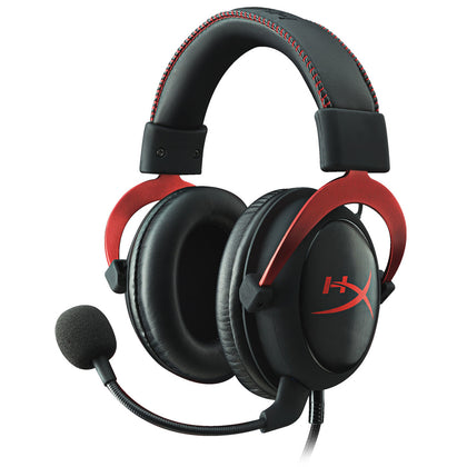 HyperX Cloud II (rouge)  - Casque Gaming