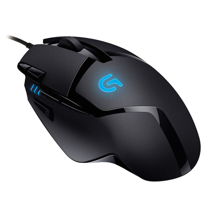 Logitech G402 Hyperion Fury - 4000 dpi - 8 boutons programmables Souris Gaming