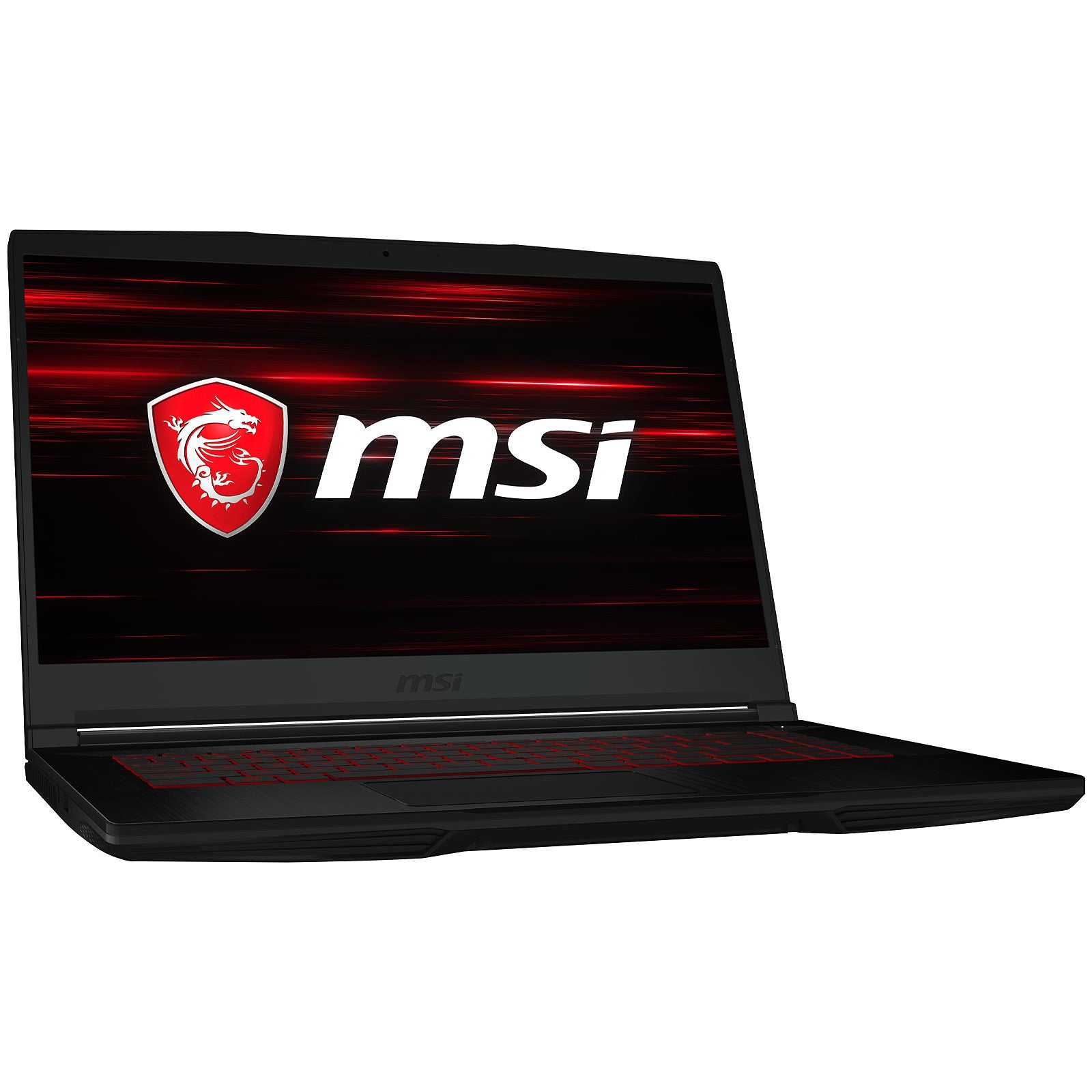 MSI GF63 Thin 10SCXR - Intel i5-10300H , SSD 256Go,HDD 1To, GTX1650 Max Q, GDDR6 4GB