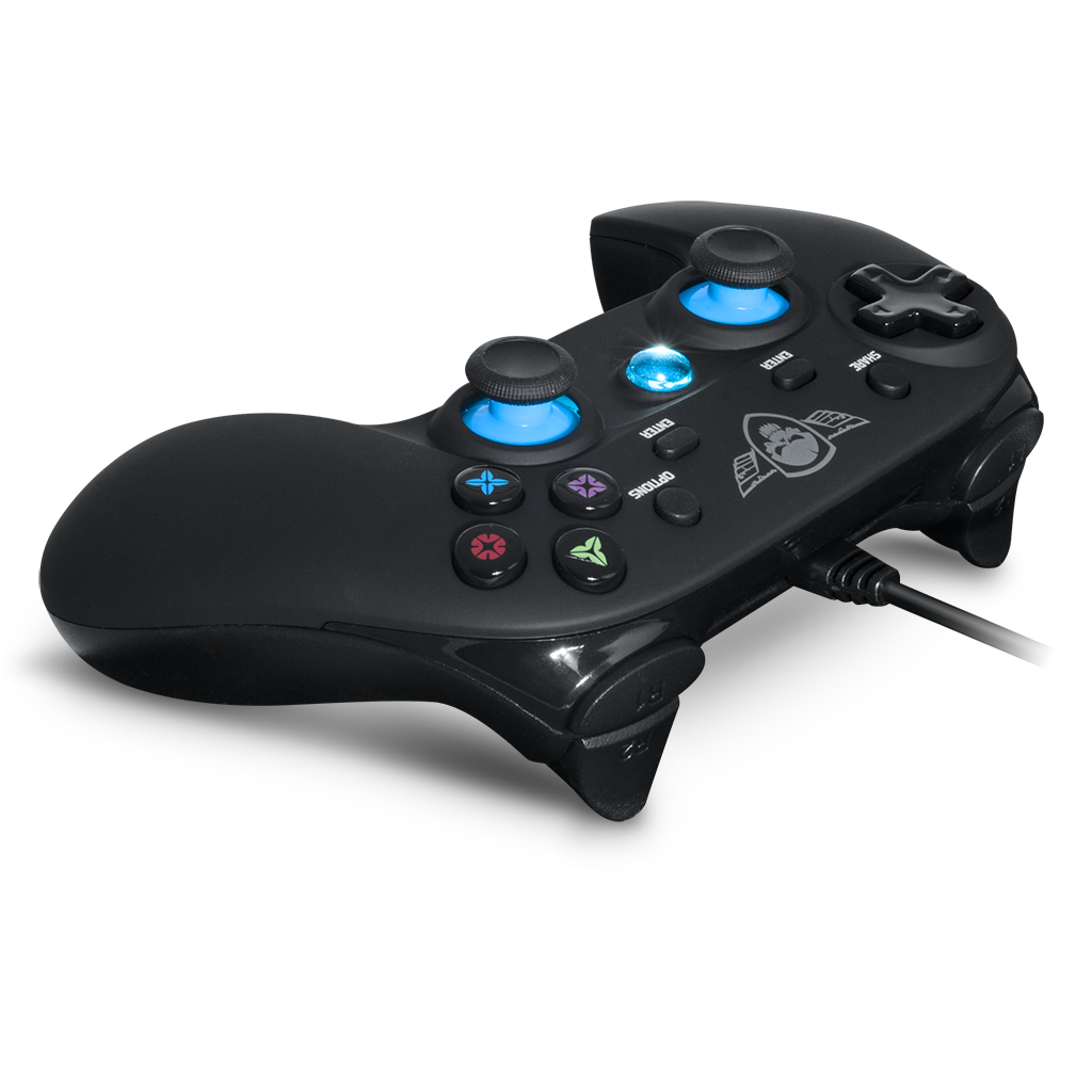 Spirit Of Gamer - PS4 WIRED GAMEPAD -  Manettes PC