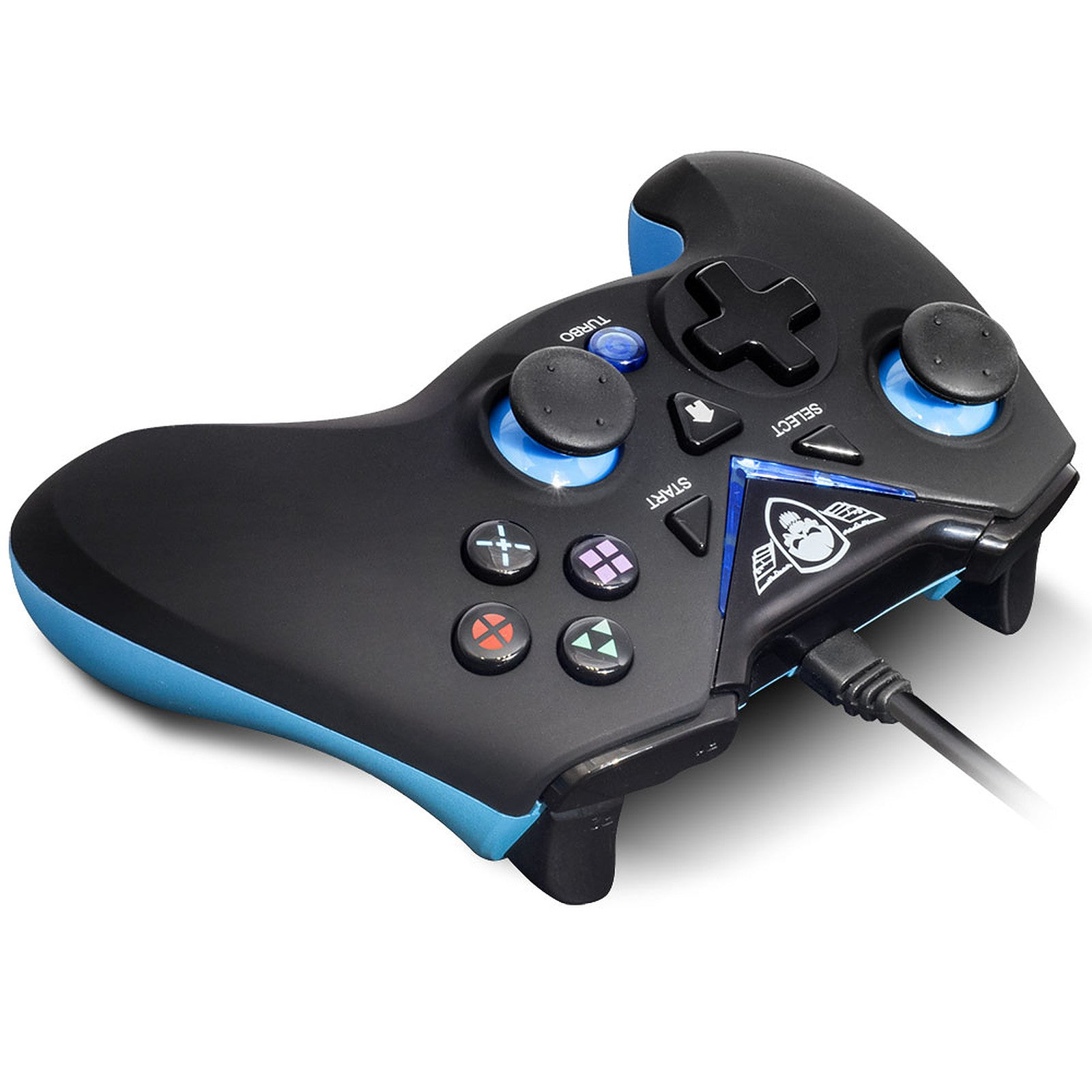 Spirit of Gamer XGP Wired Gamepad  PS3/PC -  Manettes PC
