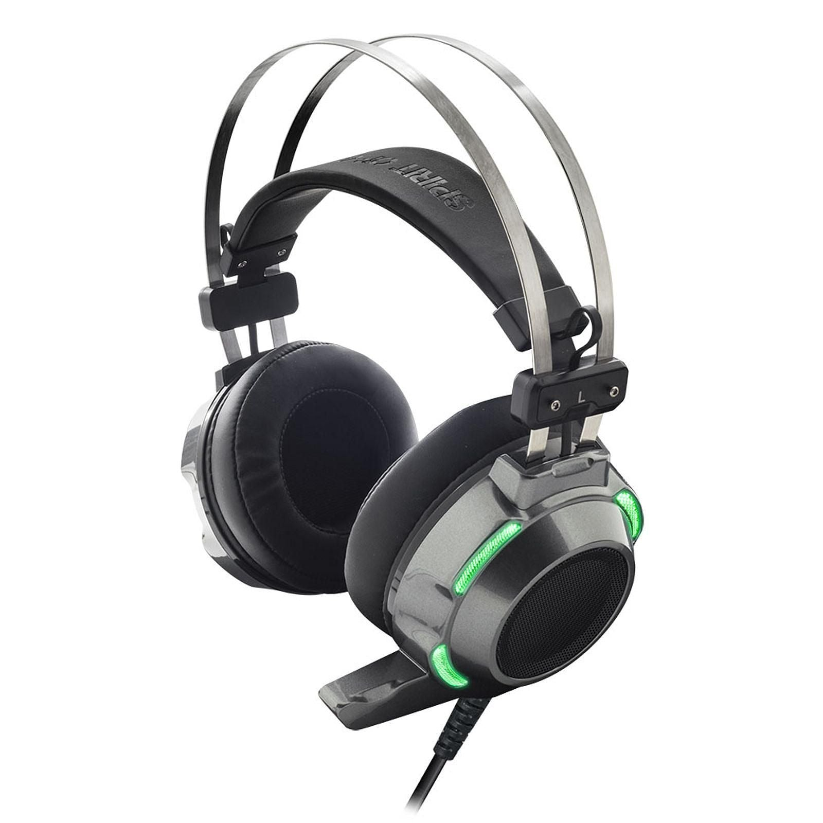 Spirit of Gamer Elite-H30 - Casque-micro circum-aural pour gamer (Compatible PS4 / Xbox One / Nintendo Switch / PC / MAC) Casque Gaming