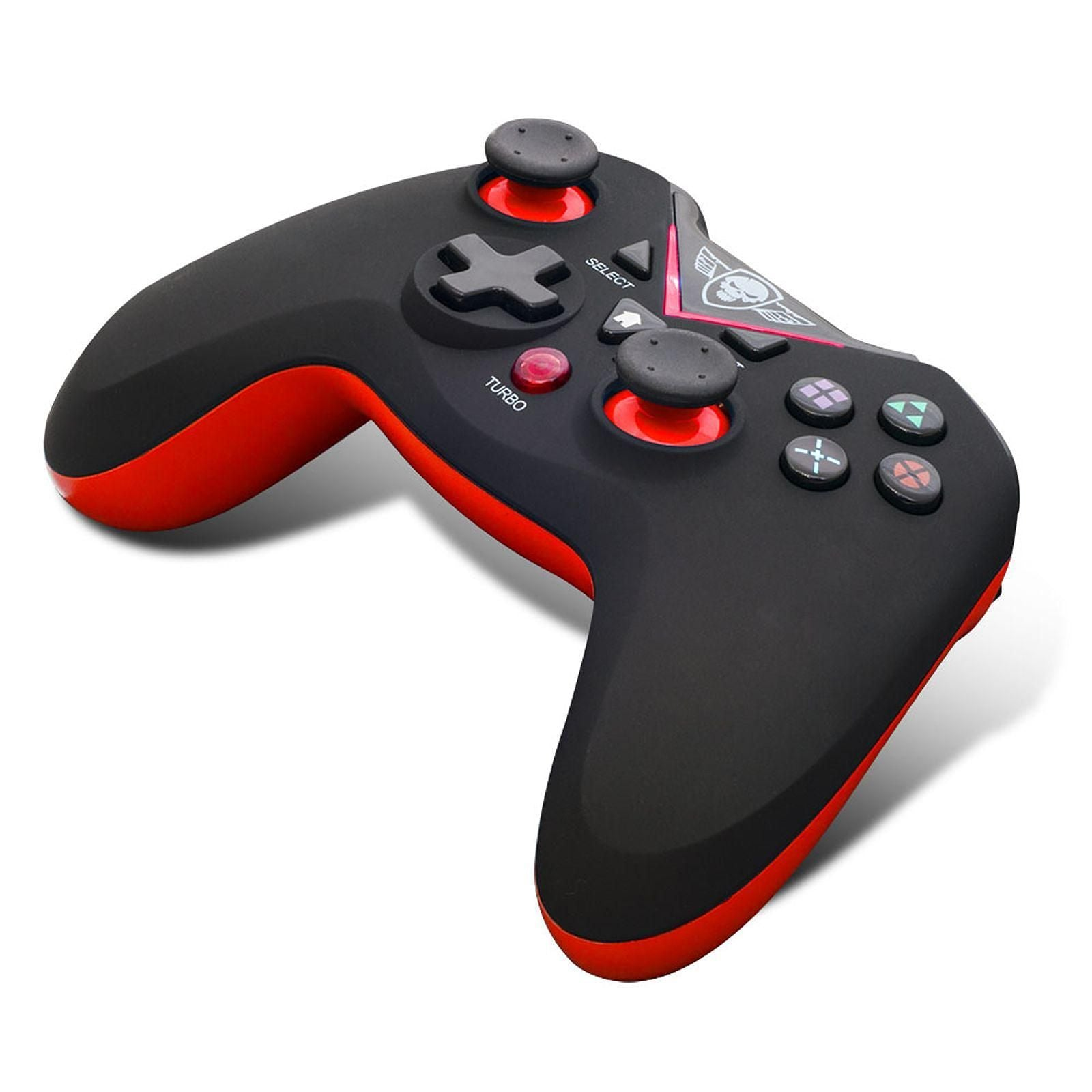 Spirit of Gamer XGP Wireless Gamepad - Manette sans fil pour PC /PlayStation 3 -  Manettes PC