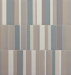Mutina | Piano | Gris Blue - Mix