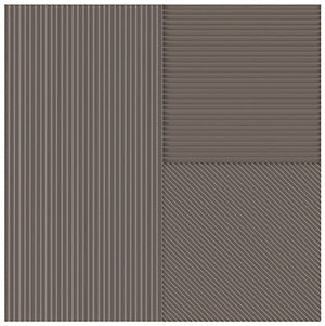 Luce di Ceramica | Brown | Ceramic Wall Tile | 8 x 8