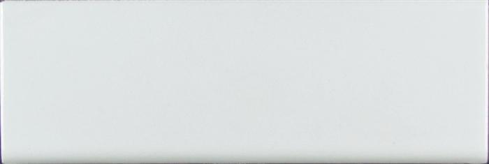 2x6 Wall Tile Ice White Matte Bright Finish Mission