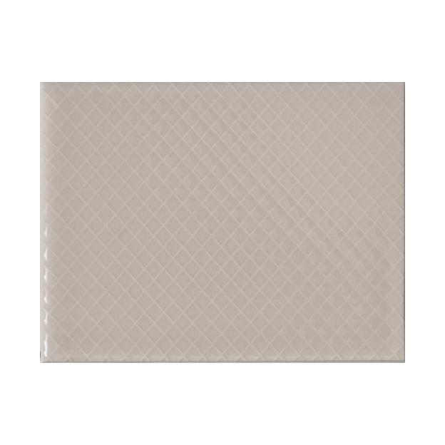 "Oyster Bay | Diamond | The Essentials | Textured Subway Tile 4""x5"""