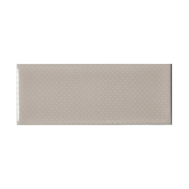 "Oyster Bay | PinPoint | The Essentials | Textured Subway Tile 2""x5"""