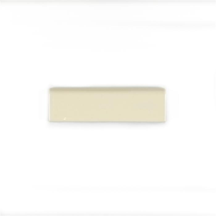 Ivory Coast | The Essentials | Surface Bullnose 1.5x5 - Mission Stone & Tile
