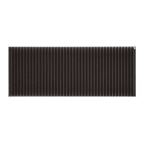 "Swedish Mink | Pinstripe | The Essentials |Textured Subway Tile 2""x5"""