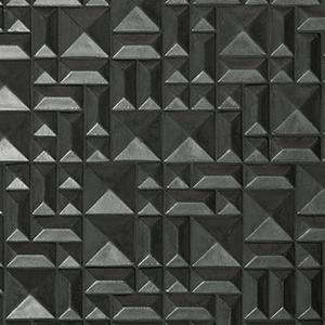 Cemento14 | Piramidi | Nero | 20x40 Wall Tile