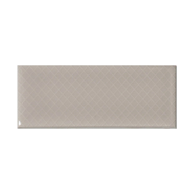 "Oyster Bay | Diamond | The Essentials | Textured Subway Tile 2""x5"""