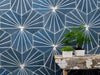 Electra Cement Tile - Geometric, Hexagon Tile for Walls and Floors