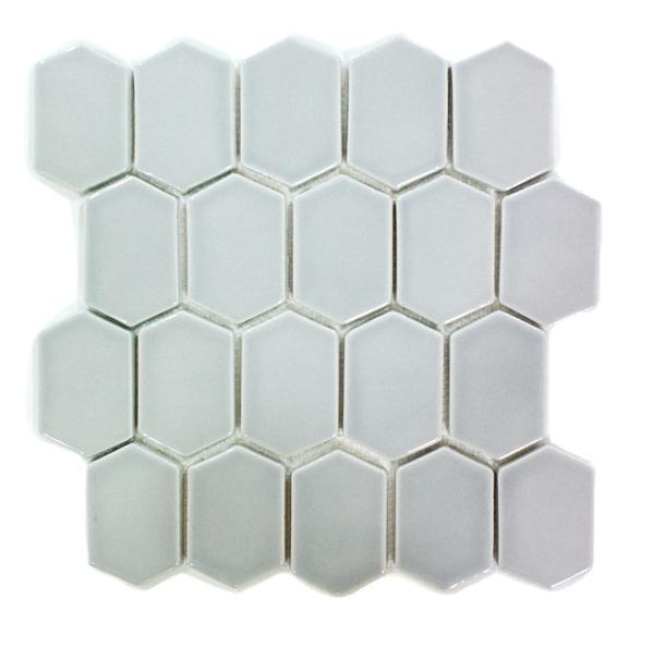 Music City Mist | Mod Picket Mosaic | The Essentials | Tile 10x11