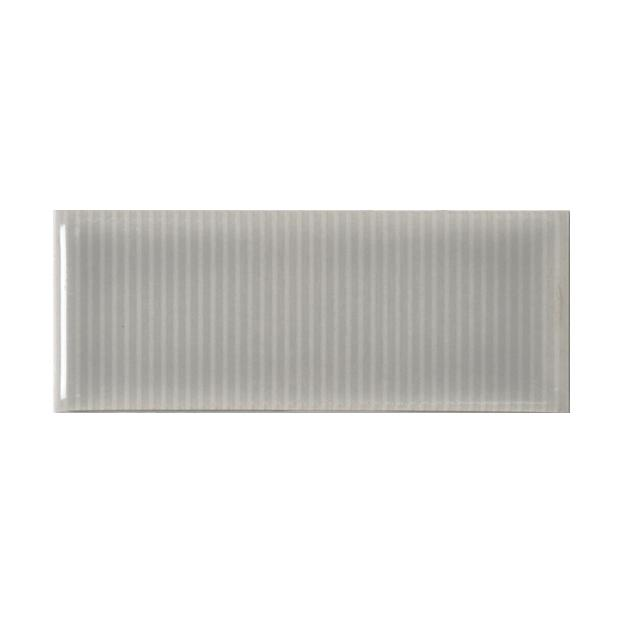 "Music City Mist | Pinstripe | The Essentials | Textured Subway Tile 2""x5"""