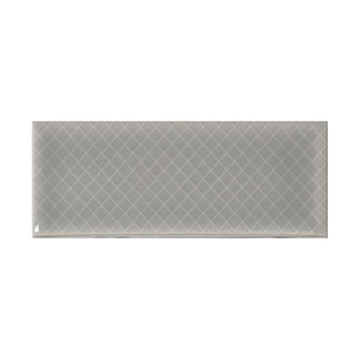 "Music City Mist | Diamond | The Essentials | Textured Subway Tile 2""x5"""