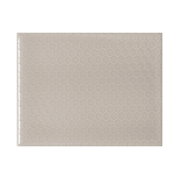 "Oyster Bay | HoneyComb | The Essentials | Textured Subway Tile 4""x5"""