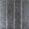"Metallic Brick | Grey-Glossy |2-1/4"" X 9-1/2"""