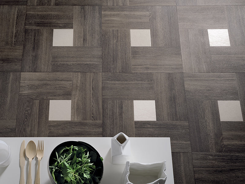 Inside 50 Porcelain Tile | Brown Solid | 20x20 - Mission Stone & Tile
