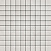Futura | Black | Porcelain Grid Tile | 6 X 6