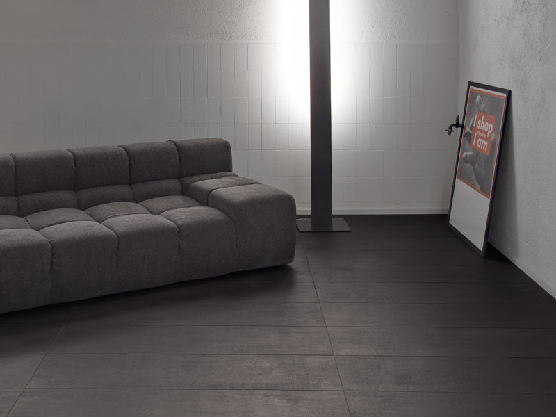 Mutina | Flow | Dark Grey | 6 X 24