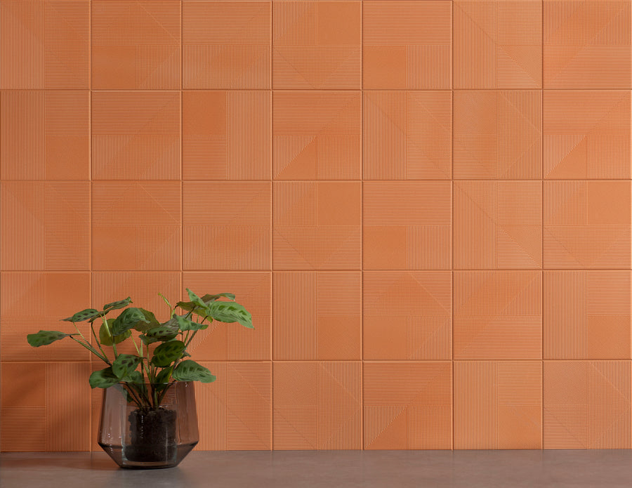 Luce di Ceramica | Sunset | Ceramic Wall Tile | 8 x 8