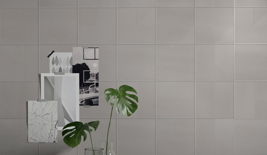 Luce di Ceramica | Moonlight | Ceramic Wall Tile | 8 x 8 - Mission Stone & Tile