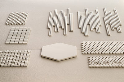 Mutina | Phenomenon Air | Bianco 12x12
