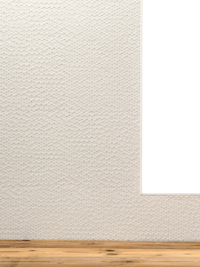 Mutina | Phenomenon Honeycomb A | Bianco 12 x 12