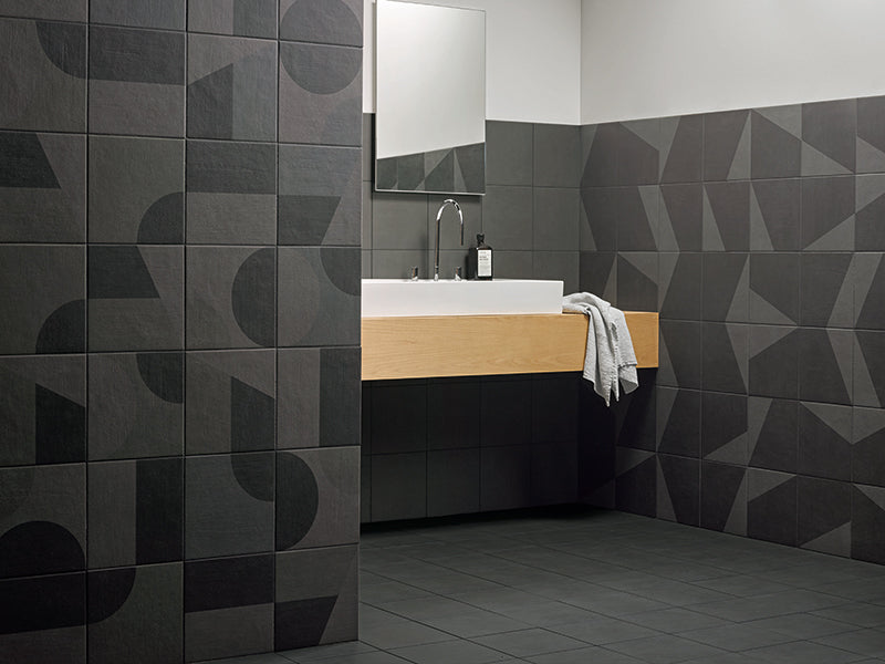 Mutina Puzzle Porcelain Tile for Walls and Floors