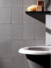 Signs | Grey | Textured Porcelain Tile 6x9