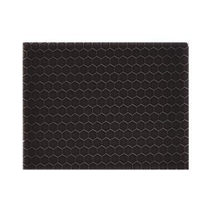 "Swedish Mink | HoneyComb | The Essentials | Textured Subway Tile 4""x5"""