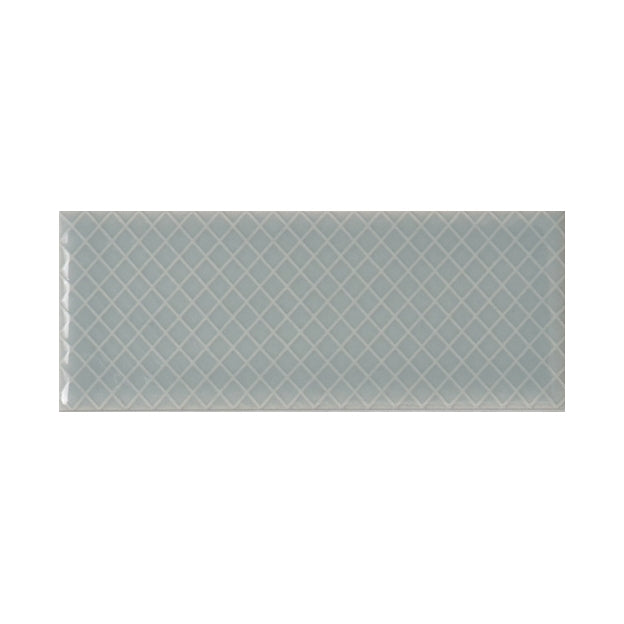 "Shore Thing | Diamond | The Essentials | Textured Subway Tile 2""x5"""