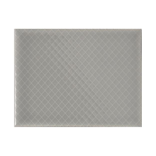 "Music City Mist | Diamond | The Essentials | Textured Subway Tile 4""x5"""