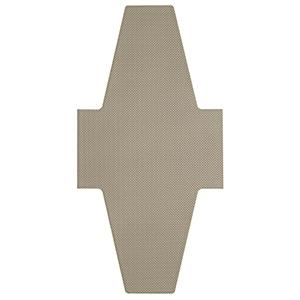Forma Elongated Hexagon Floor and Wall Tile | Ecru