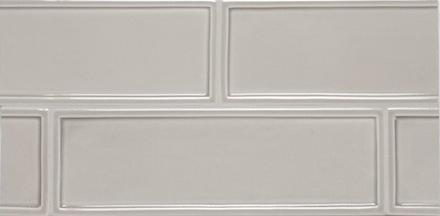 Vento Grey | Raised Edge | The Essentials | Subway Tile 3x9