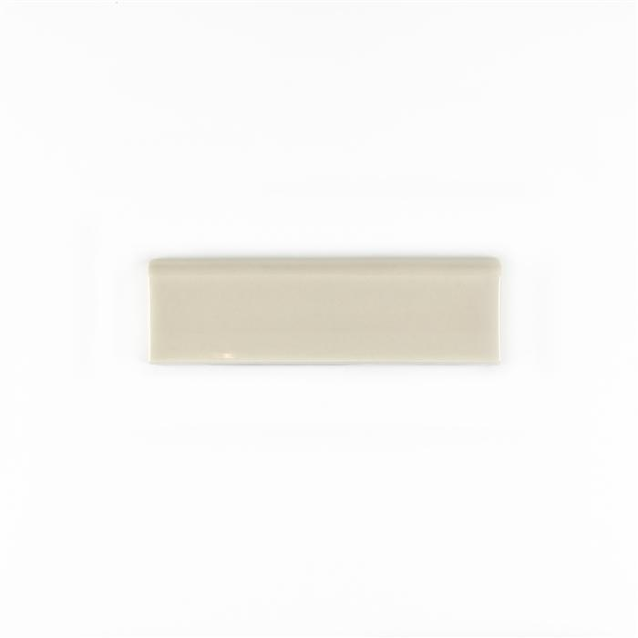 "Oyster Bay | Th.15e Essentials | Surface Bullnose 1.5""x5"""