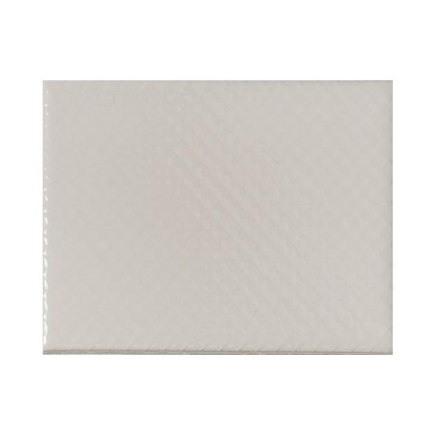 "Ivory Coast | Diamond | The Essentials | Textured Subway Tile 4""x5"""