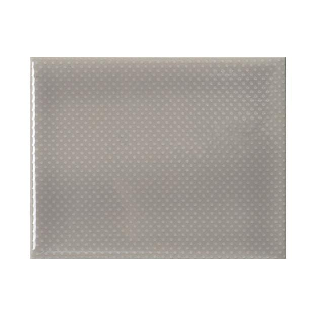 "Vento Grey | PinPoint | The Essentials | Textured Subway Tile 4""x5"""