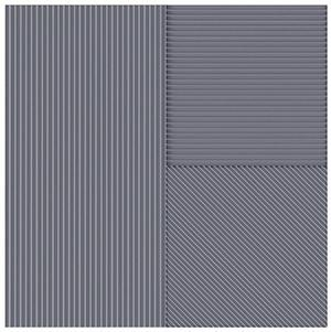 Luce di Ceramica | Grey | Ceramic Wall Tile | 8 x 8