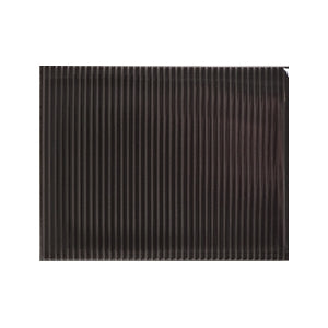 "Swedish Mink | Pinstripe | The Essentials | Textured Subway Tile 4""x5"""