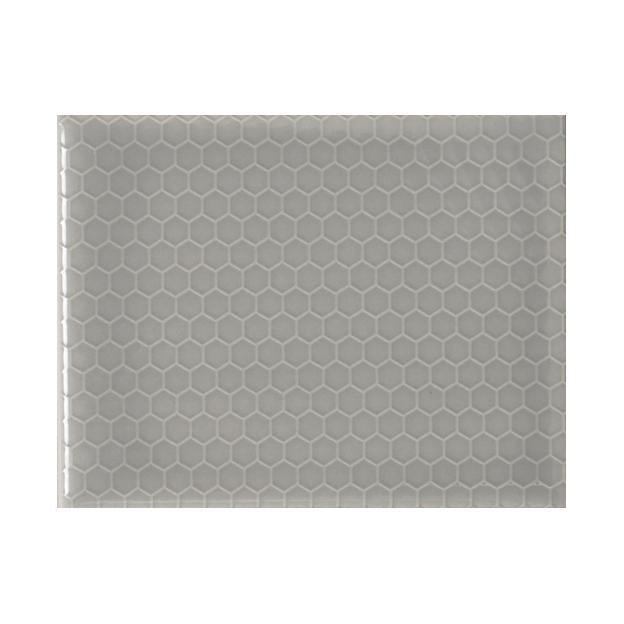 "Music City Mist | Honeycomb | The Essentials | Textured Subway Tile 4""x5"""