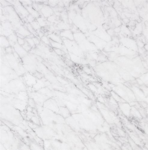 Bianco Carrara Marble | Honed 12x12 - Mission Stone & Tile