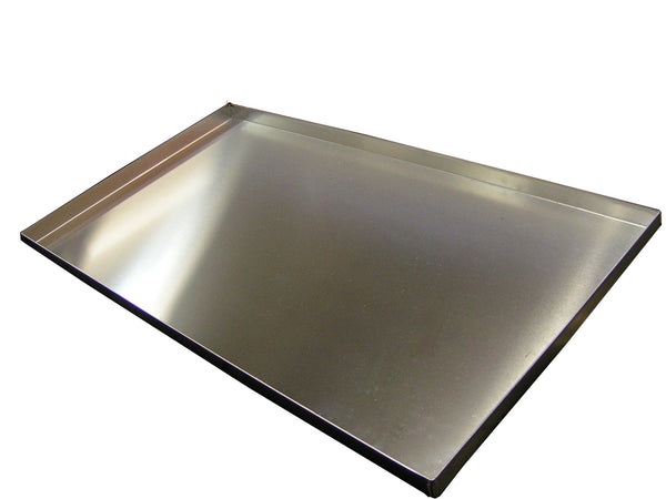 4 Sided Aluminium Trays