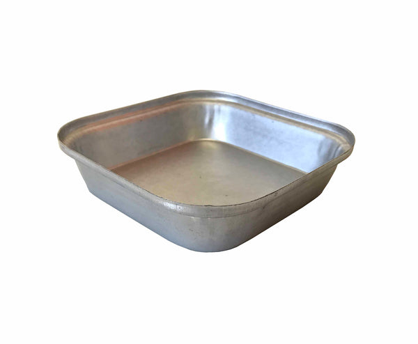 S1 Square Pie Tin