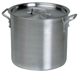 Heavy Duty Aluminium Stock Pots –Including Lid