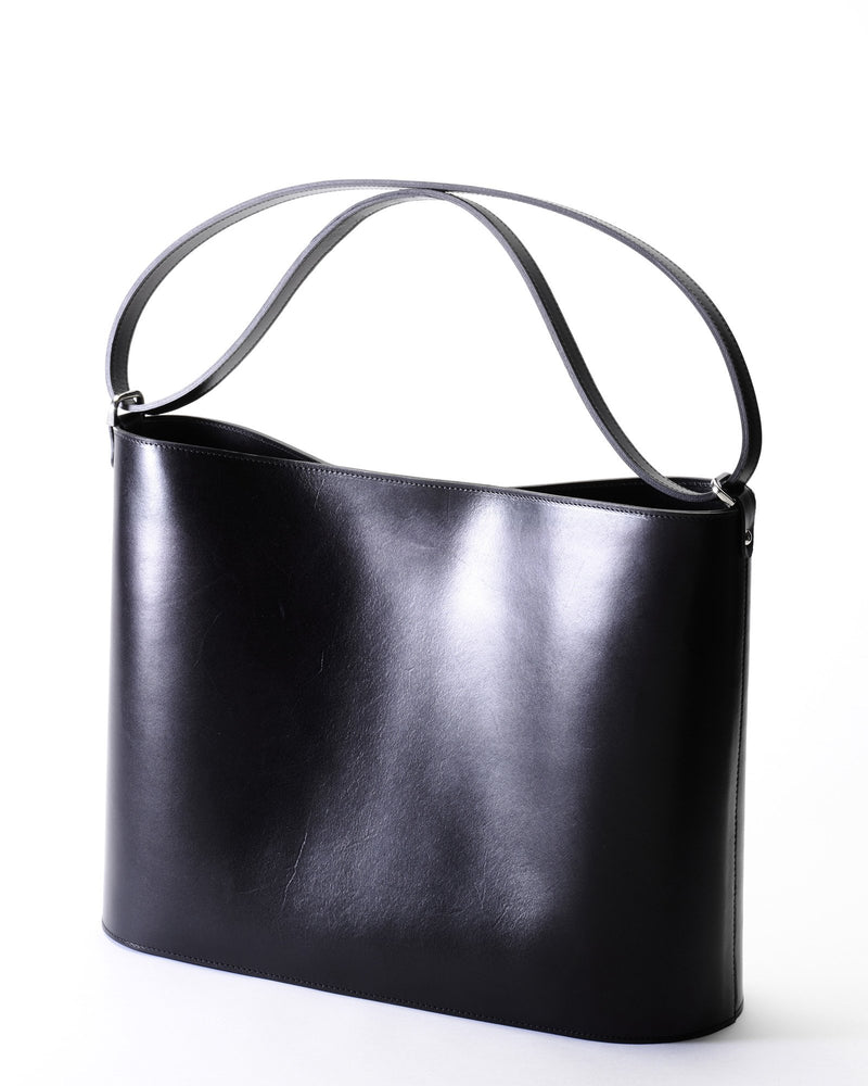 The Darlingmax Large Tote - Black